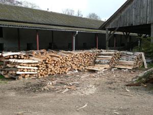 Prodej palivového dřeva vsetín